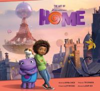 The Art of DreamWorks Home