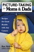 Picture-taking for Moms & Dads