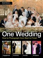 One Wedding