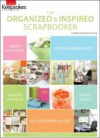 The Organized & Inspired Scrapbooker