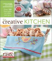 cover of the creative kitchen by susan white sullivan