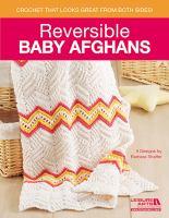 Reversible Baby Afghans