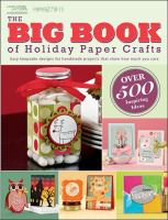 The Big Book of Holiday Paper Crafts