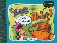 Zoe and Robot, Let's Pretend