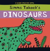 Simms Taback's Dinosaurs
