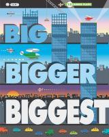 The Big, Bigger, Biggest Book