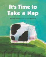 It's Time to Take A Nap