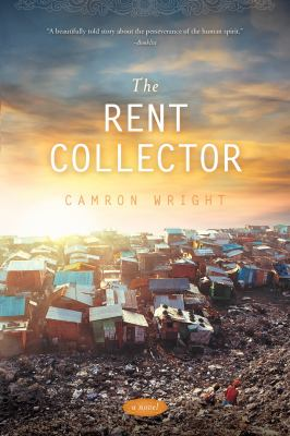 Wright Book club in a bag. The rent collector a novel.