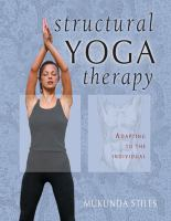 Structural Yoga Therapy