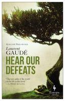 Hear Our Defeats