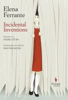 Media Cover for Incidental Inventions