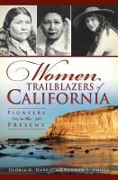 Women Trailblazers of California