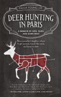 Deer Hunting in Paris
