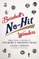 Baseball's No-hit Wonders