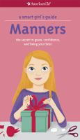 Smart Girl's Guide: Manners