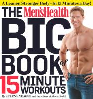 The Men'sHealth Big Book of 15 Minute Workouts