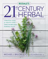 Rodale's 21st-century Herbal