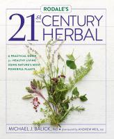 Rodale's 21st-Century Herbal