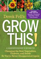 Derek Fell's Grow This!