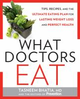 What Doctors Eat
