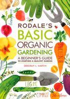 Image: Rodale's Basic Organic Gardening