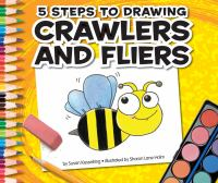 5 Steps to Drawing Crawlers and Fliers