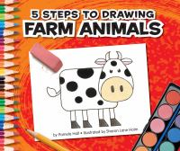 5 Steps to Drawing Farm Animals