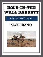 Hole-in-the-wall Barrett