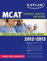 MCAT Premier
