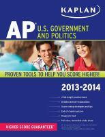 AP U.S. Government & Politics 2013-2014
