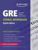 GRE, Graduate Record Examination, Verbal Workbook