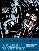 The Graphic Canon of Crime & Mystery