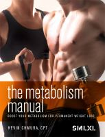 The Metabolism Manual