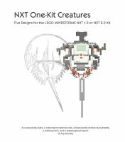 NXT One-kit Creatures