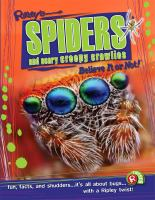 Ripley's Spiders and Scary Creepy Crawlies