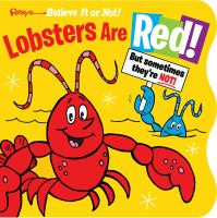 Lobsters Are Red!