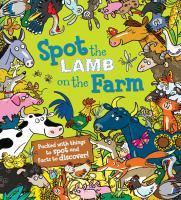 Spot the Lamb on the Farm