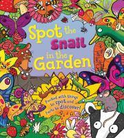 Spot the Snail in the Garden