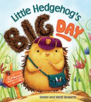 Little Hedgehog's Big Day