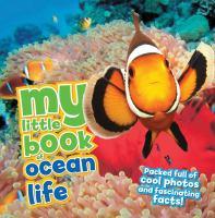 My Little Book of Ocean Life