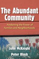 The Abundant Community