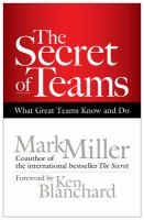 The Secret of Teams