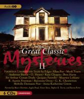 Great Classic Mysteries