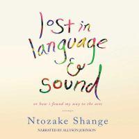 Lost in Language & Sound