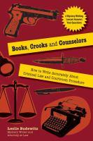 Books, Crooks and Counselors