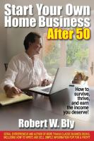Start your Own Home Business After 50