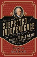 Suspected of Independence