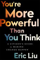 You're More Powerful Than You Think