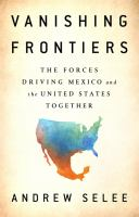 Cover of Vanishing Frontiers: The F