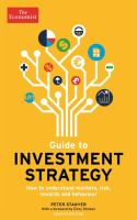 Guide to Investment Strategy: How to Understand Markets, Risk, Rewards, and Behaviour